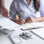 declaración de impuestos divorcio